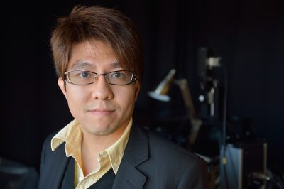 Assistant Professor Anson W. Ma (Photo courtesy of Peter Morenus/UConn)