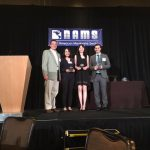 Graduate Student Jian Ren Wins NAMS Student Fellowship and AIChE Research Award