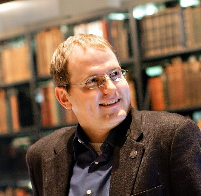 Photo of Professor McCutcheon